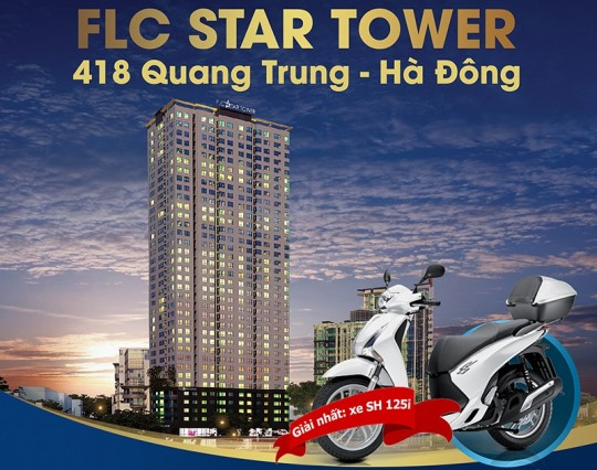 FLC Star tower - 418 quang trung
